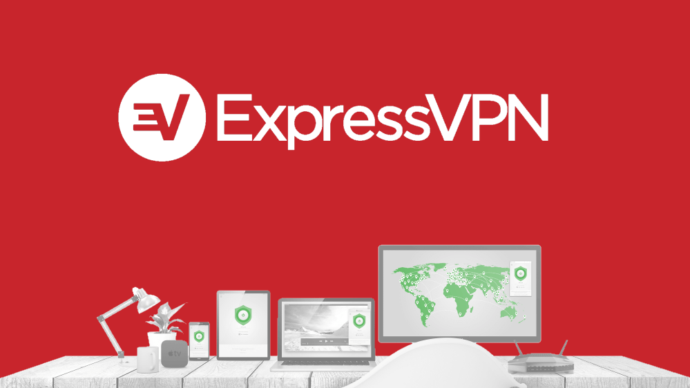 ExpressVPN Best VPN for Firefox