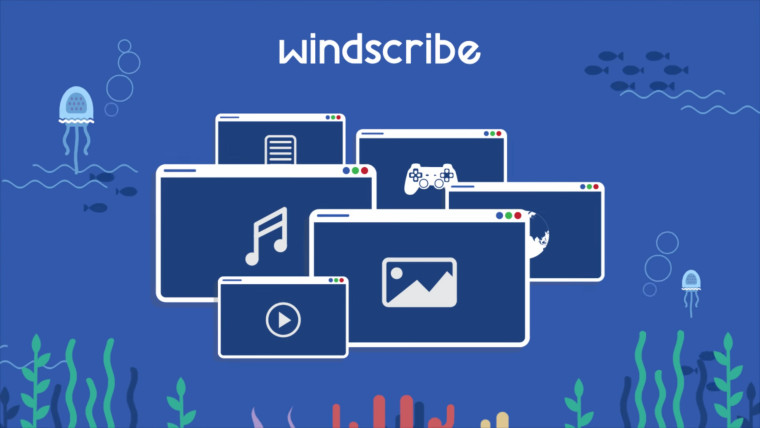 WindScribe Chrome Extension